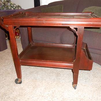 tea cart - Furniture