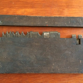 Vintage chisel set? - Tools and Hardware
