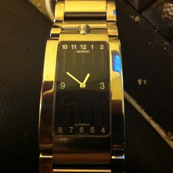 Vintage Movado Watch?