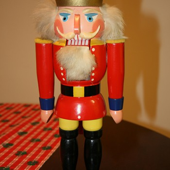My Nutcracker King - Christmas