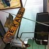 1940's Dekalb Seed Flying Corn Wearther Vane