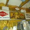 Grainbelt 60 inch lighted clock beer sign