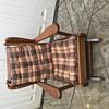 Vintage Child Wooden Rocking Chair
