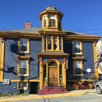 The Beautiful Town of Lunenburg  - Photographs