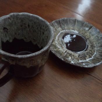 1940s Canada Pottery Evangeline Ware