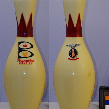 Brunswick Dura-King Bowling Pin - Sporting Goods