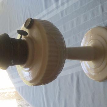 aladdin lincoln drape kerosine lamp