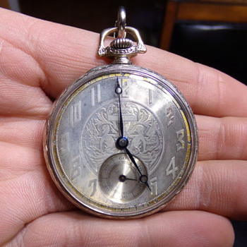 C. 1916 Hampden Aviator 19 Jewels  - Pocket Watches