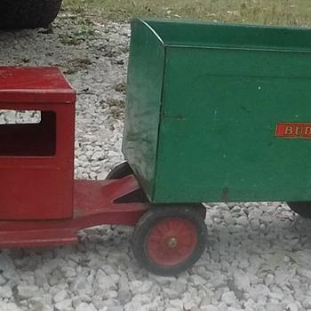 Buddy L Truck  - Model Cars