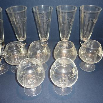 Tiki Glasses - Glassware