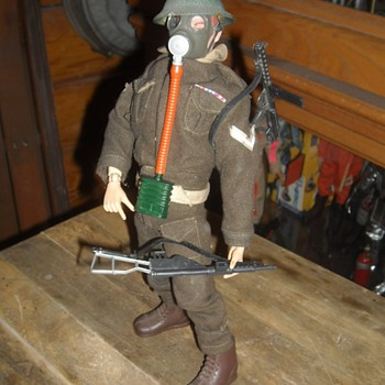 GI Joe Soldiers of the World British Comando - Toys