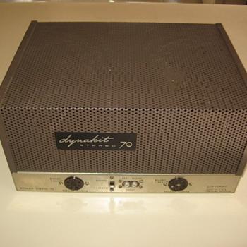 Dynaco Dynakit 70 Tube Amplifier
