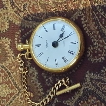 Lancel Paris Quartz pocket watch - Pocket Watches