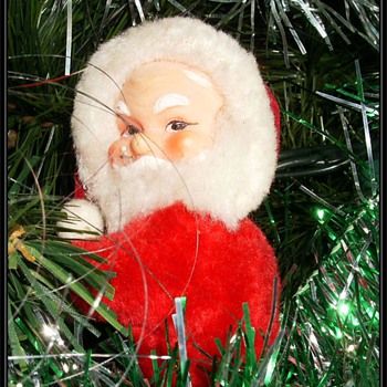 Old Christmas Ornaments  **** My Tree 2014 ****