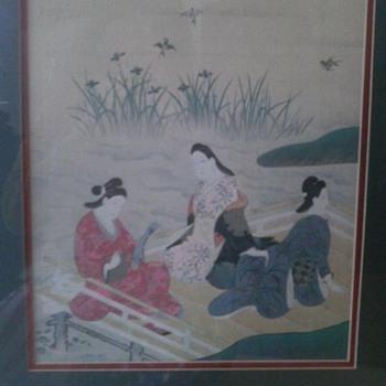 Japanese Woodblock?