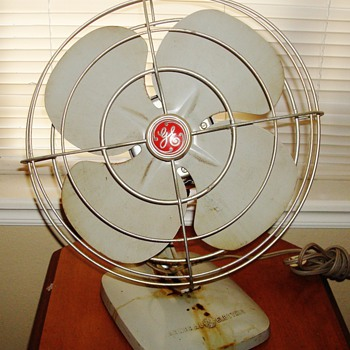 1950 GE Fan - Tools and Hardware