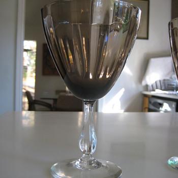 Smokey Stemware - Glassware