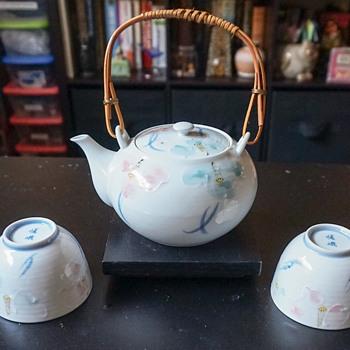 Mystery Tea Set HELP!!! - Asian