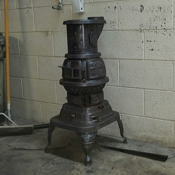 This coal burner is called pearl