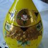 Rare Tango glass yellow jug