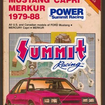 1979-1988 - Chilton's Ford & Mercury Repair Manual