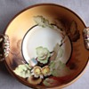 Nippon Mirage Bowl with Beaded Handles