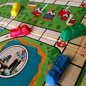 The EMERGENCY! Game!  - Firefighting