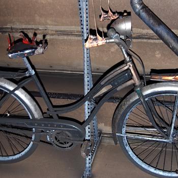 huffy bike resored - Sporting Goods