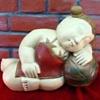 asian statue-wooden