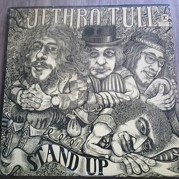 Jethro Tull 'Stand Up'