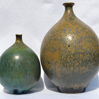 California art pottery - Steve Salisian Jr. - Pottery