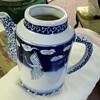 A new favorite  ASIAN  Tea/coffee pot.....porcelain