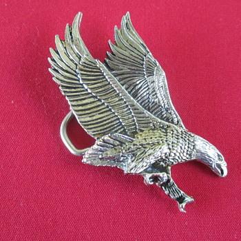 Females Eagle Belt buckle
