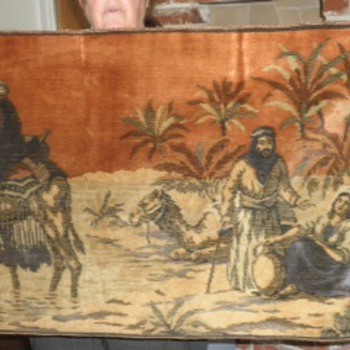 Tapestry Hanging - Rugs and Textiles