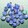 21 End of Day Paperweight - Pin Shank Buttons