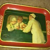 1922,1924,1927 coca cola trays
