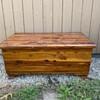 Standard Red Cedar Company cedar chest
