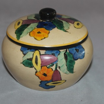 Joseph Mrazek Covered Dish - Pottery