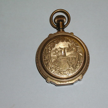 Waltham 14k Gold 18 Size  - Pocket Watches