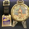 1933 Chicago World's Fair Pocket Watch & Fob