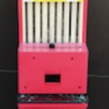 BonBon Bum candy machine. - Coin Operated