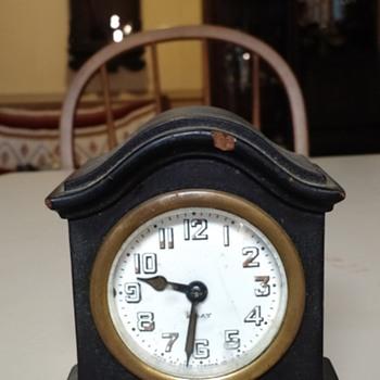 Old Seth Thomas wind up clock - Clocks