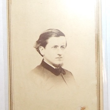 Civil War Chaplain of the 1st CT Cavalry (Custer's Cavalry Division) - Military and Wartime