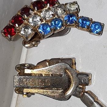 Grandma's awesome vintage jewelry!!! - Costume Jewelry
