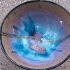 Contemporary Studio art Mystery Bowl