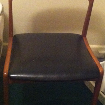 1960 Mid century modern chair.
