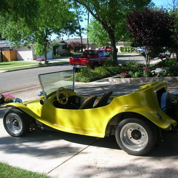 1966 vw berry buggy - Classic Cars