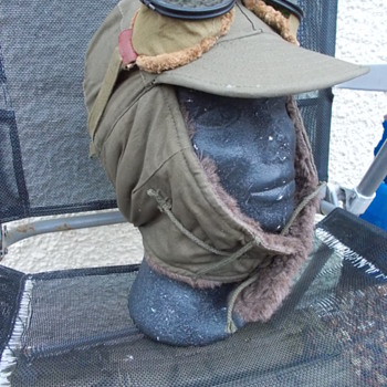 KW period cold weather cap  - Military and Wartime