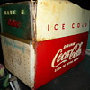 Mystery Coca-Cola item: cooler or toilet?!