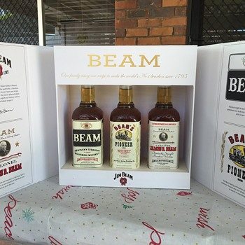 Limited Edition Jim Beam Heritage Collection Unopened